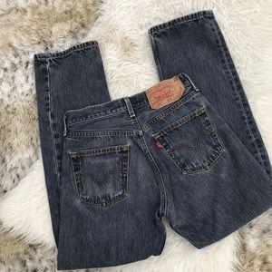 Vintage 501 Levis Mom Jeans